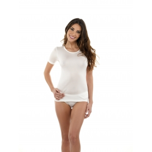 Round Neck T-Shirt Short Sleeves